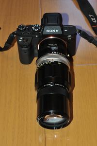 Nikkor-Q C Auto 200mm F4 で ちょっと散歩 - nakajima akira's photobook