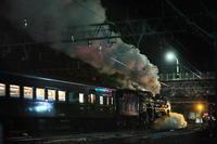夜汽車試運転カットから - 蒸気屋が贈る日々の写真-exciteVer