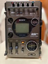 [日々雑感]6月18日SONYのラテカセ「FX-300ジャッカル」を撮影小道具に……。 - Suzuki-Riの道楽
