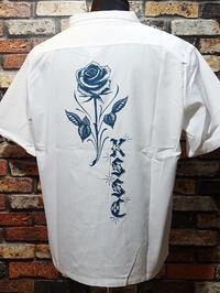kustomstyle カスタムスタイル 半袖シャツ (KSSS2001) rose short sleve shirts 13,200円(内税) 2種 入荷 - ZAP[ストリートファッションのセレクトショップ]のBlog