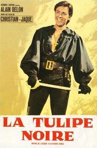 黒いチューリップ (La tulipe noire) - amo il cinema