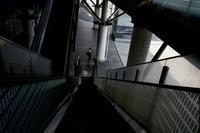 駅南。人は少なかった。全面解除以前。20200616 - Yoshi-A の写真の楽しみ