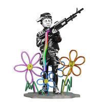Banksy's Crayon Shooter by Brandalised - 下呂温泉 留之助商店 入荷新着情報