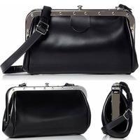 Train Conductor レザーショルダーバッグ leather bag カラー:ブラック 20,680円(内税) 再入荷 - ZAP[ストリートファッションのセレクトショップ]のBlog