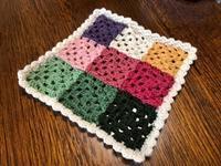 縁編みをしてみました - y-hygge