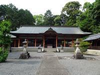 """海神社/岩出市Kai Jinja: a mistery of """"Marine Shrine"""" in the mountains - 熊野古道 歩きませんか? / Let's walk Kumano Kodo"""