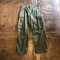 "60's ""U.S.ARMY"" ファティーグパンツ - Clothing&Antiques Fun"