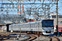 東京メトロ13000系 折り返しを狙う - 東京鉄道写真局
