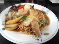 好吃『広東炸麺【五目醤油】』 - もはもはメモ2