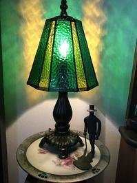 ランプ無題 - Glass in