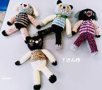 編みぐるみ♪ - ルーマニアン・マクラメに魅せられて