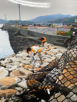 清掃活動報告   2020.05.10 - 魚ランティアクリーン