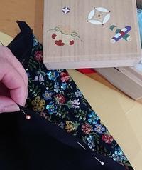 縫製ばかりが残っています - jujuの日々