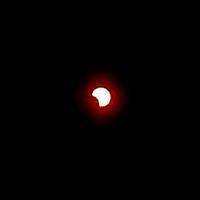 【2020.6.21】夏至の部分日食 - 見知らぬ世界に想いを馳せ
