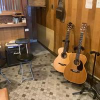 Small Room Vol.5 満席で終了、遠方より旧友来たる。 - 線路マニアでアコースティックなギタリスト竹内いちろ@三重/四日市