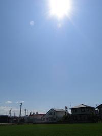 夏至と、日食と、父の日。 - タビノイロドリ