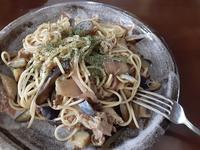 カレー粉入りのスパゲッティ - Lien Style (リアン スタイル)