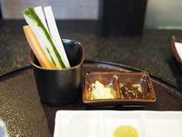緑の京都2日目<夕食天ぷら東山> - 小さな幸せにっき