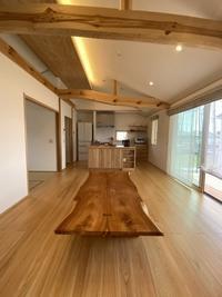 共木で創った家具 - 家具工房モク・木の家具ギャラリー 『工房だより』