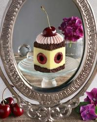 カスタードクリームのケーキ - たのしいこと すきなこと
