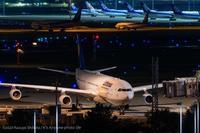羽田にルフトハンザ343 - K's Airplane Photo Life
