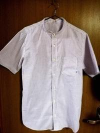 毎年恒例の父の日のシャツ - Handmade でささやかな幸せのある暮らし