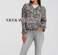 オランダ発カジュアルブランド「YAYA WOMAN ヤヤウーマン」商品入荷です♪ - UNIQUE SECOND BLOG