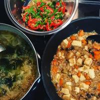 【レシピ】オール大さじ1!麻婆豆腐 - 節約日和