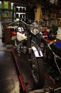 月曜日の授業風景~変わった事と変わらない事~ - Vintage motorcycle study