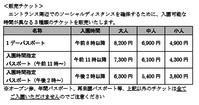 [7月1日再開園]入園可能チケットについて - 東京ディズニーリポート