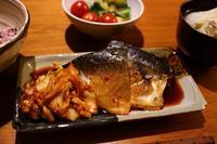 サバのキムチ煮 - 満足満腹 お茶とごはん2