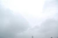 レーダーに映らない雨(層雲) - いま、そこにある雲