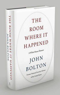 ボルトン回顧録 「それが起きた部屋」 - 東金、折々の風景
