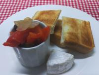 今日の朝食_しつこくラタトゥイユ - Hanakenhana's Blog
