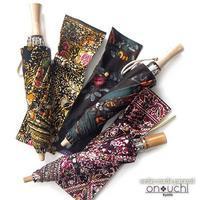 バッティクの日傘 - 傘に埋もれる日々 -京都1903年からの洋傘制作の現場より-