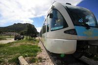 Στάση εργασίας σιδηροδρομικών σήμερα: Ποιες ώρες τρένα και προαστιακός σηκώνουν χειρόφρενο - PHOTO AND GREEK