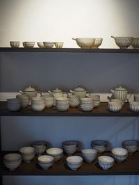 シモヤユミコ陶展2 - うつわshizenブログ