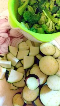 夏のテッパン作り置き - hatsugaママのディズニー徒然と日常いろいろ