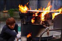 陶器窯 - 薫の時の記憶