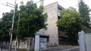 大阪府職員会館分館 -