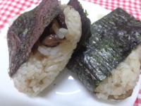 今日の朝食_きのこと揚げの炊き込みご飯とハムエッグとさくらんぼ - Hanakenhana's Blog