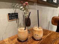 Porta coffee standさんでアイスラテ - *のんびりLife*