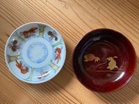 金魚のお皿 - あんてぃーくかのん。(古道具・骨董)