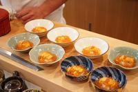 年末恒例・創立記念日会食は銀座のお寿司屋さんで - 晴れた朝には 改