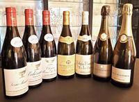 7月ワイン会 - ラ ブルゴーニュ ブルゴーニュワインとシャンパン