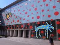 松本市美術館 - 村山建築設計事務所のメモランダム