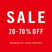 MUSEUM OF YOUR HISTORY高松 セール開始🌤 - MUSEUM OF YOUR HISTORY 高松店 Blog