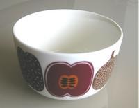 marimekko ::: kompotti bowl(Brown) - minca's sweet little things