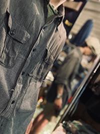マグネッツ神戸店リペア、ダメージというアクセントを羽織る! - magnets vintage clothing コダワリがある大人の為に。