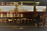 街角スナップ~夜の踏切~ - 雲母(KIRA)の舟に乗って